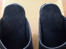 Uggs Natalee clogs size 7 Black Leather