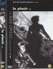 Le plaisir  (1952, Max Ophuls) DVD NEW