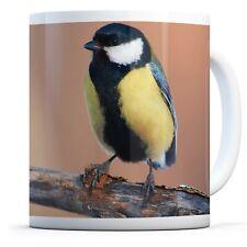 Great Tit Bird Watcher - Drinks Mug Cup Kitchen Birthday Office Fun Gift #16221
