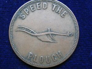 """Prince Edward Island undated """"Speed the Plough"""" & """"Success to the Fisheries"""""""