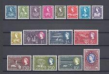 Kenya Uganda Tanganyika 1960-62 SG 183/98 MNH Cat £70