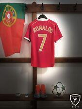 Manchester United Home Shirt 2006/07 *RONALDO 7* Medium Vintage Rare