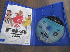 Playstation 2 ps2 Fifa 2004