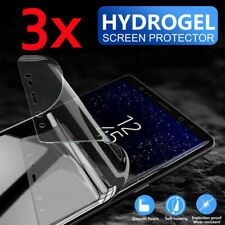 Clear Silicone Screen Protector Hydrogel Full Cover Invisible For iphone11PRO
