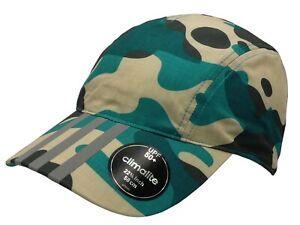 ADIDAS R climalite Graphic Cap 3S Basecap running Sportcap UPF 50+ reflektierend