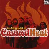 Canned Heat - Very Best Of Canned Heat [CD]