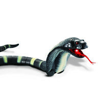 """Odyssey Creepy Critters 15""""  Remote-Controlled Toy Cobra Slithering  Snake"""