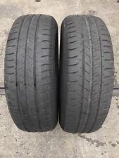 2* Sommerreifen Reifen 185/65 R15 88T Michelin Energy Saver DOT09 5-5,5mm