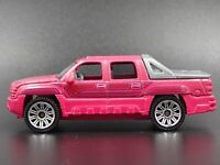 2001-2006 CHEVY CHEVROLET AVALANCHE TRUCK RARE 1:64 SCALE DIECAST MODEL CAR