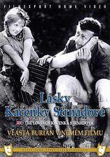 Lasky Kacenky Strnadove The loves of Kacenka Strnadova DVD box English subtitles