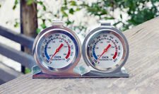 Home Kitchen Food Meat Dial Stainless Steel Oven Thermometer Gauge 2016