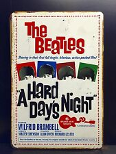 THE BEATLES A Hard Days Night Poster-Vintage&Retro Style Metal Sign 20x30cm