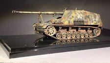 1:35 Scale WWII German Nashorn Model Tank Destroyer (Built)