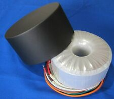 Tube Amp Power Transformer & Cover - 100VA 200V x2  & 6.3V x2  AS-1T200C
