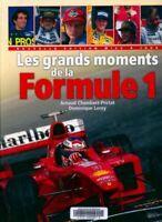 Les grands moments de la Formule 1 - Collectif - Livre - 480410 - 2154390