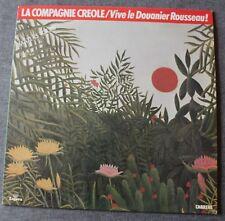 La Compagnie Creole, vive le douanier Rousseau / le diable dans la m, Maxi Vinyl
