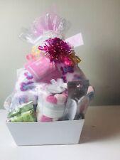 Newborn Infant Baby Girl Shower Gift Basket Set VALUE PACK