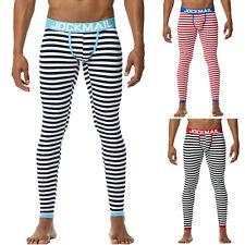 2021 Men's Warm pants Cotton Low Rise U convex Long johns Thermal Underwear