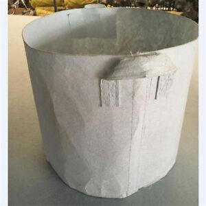 5Pcs 5 7 10 13 20 Gallon Fabric Grow Bag Pots Plant Tree Pouch Root Aeration Pot