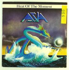 """7"""" Single - Asia  - Heat Of The Moment - S1334 - washed & cleaned"""