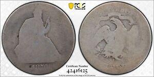 1876-S Seated Liberty 50c PCGS PO1