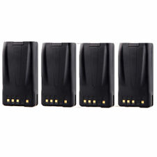 4X 2000mAh Knb-24 Knb-35 Li-Ion Battery for Kenwood Tk-3140 Tk-2160 Tk-3160