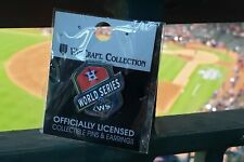 2019 Houston Astros vs Washington Nationals World Series Pin by WinCraft