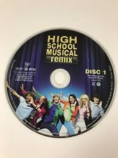 High School Musical Remix - DVD Disc Only - Replacement Disc