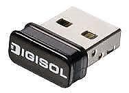 New Digisol Micro USB Wifi Adapter Nano Wireless DG-WN3150NU Receiver
