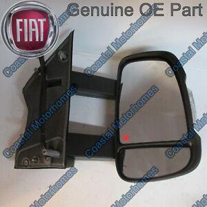 Fits Fiat Ducato Peugeot Boxer Citroen Relay Right Long Arm Mirror Temp Sender