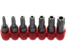 7pc Tamper Proof Security Star/ Torx Bit Set #10-40