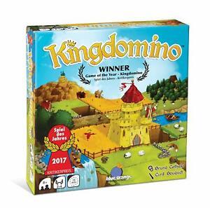 Kingdomino Board Game Spiel Des Jahres Blue Orange Games BOG 03600 King Domino