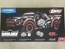 Losi LOS03042 Baja Rey LE Ford Raptor 1/10 RTR 4WD Desert Truck Mint 400 New!!