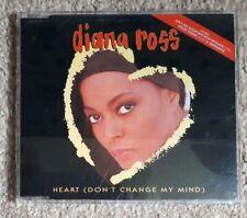 Diana Ross – Heart (Don't Change My Mind) CD Single