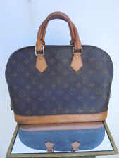 Louis Vuitton sac Alma Paris made in France époque vintage
