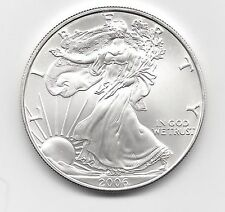 2006 - 1 oz American Silver Eagle Coin - One Troy oz .999 Bullion
