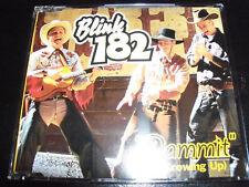Blink 182 Dammit Growing Up Rare Australian CD Single
