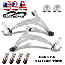 Brand New Front Lower Control Arm Pair Set for Nissan Alitima 02-06 Maxima 04-08
