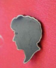 Hard to Find SCHWARZKOPF Shampoo Hair Care 1958 TM Black Enamel Silver Pin LQQK!