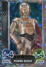 Star Wars Force Attax : Force Awakens Set 1 #215 C-3P0