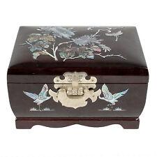 Korea 20. Jh. Schmuckschatulle & Spieluhr - A Korean Lacquer Jewelry Box - Corea