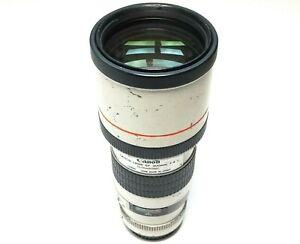 Canon EF 300mm f4 L Ultrasonic Telephoto Lens - Top Quality