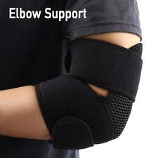 Adjustable Elbow Support Neoprene Brace Arthritis Bandage Tennis Sleeve Strap 01