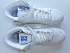 ADIDAS ORIGINALS FORUM MID RS NIGO WHITE MEN'S TRAINERS SIZE UK 12 RRP £89.99