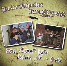 Hoiter Dipoiter / Roughnecks Split (CD) Neu Skinhead Oi Punk Oi! Berliner Weisse