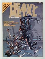 Heavy Metal Magazine #Vol. 1 #1 FN 6.0 1977