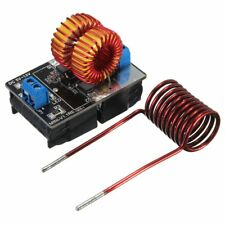Pro 5V-12V Low Voltage ZVS Induction Heating Power Supply Module +Heater Coil z