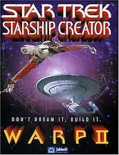 Star Trek - Starship Creator Warp 2 von NAMCO BANDAI Par... | Game | Zustand gut