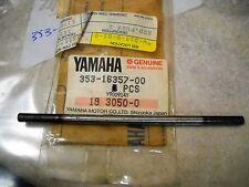 NOS OEM Yamaha Clutch Push Rod 2 1973-92 YXR50 Special GT80  IT200 353-16357-00