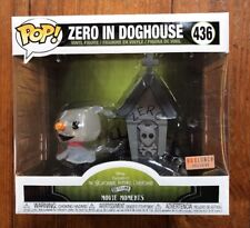 FUNKO DISNEY NIGHTMARE BEFORE CHRISTMAS ZERO IN DOG HOUSE BOX LUNCH EXCLUSIVE